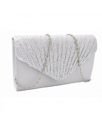 Nodykka Envelope Crossbody Rhinestone Handbags