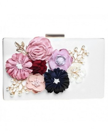 Evening Clutch Fashion Flower evening