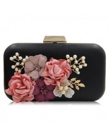 Womens Evening Handbag Clutch Wedding
