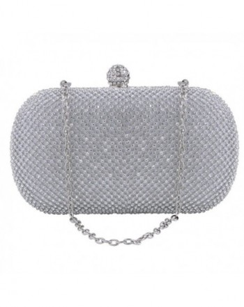 Bagood Rhinestone Crystal Clutches Shoulder