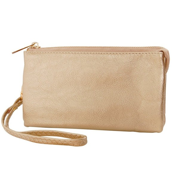 Humble Chic Leather Wristlet Wallet