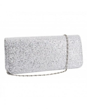 Gabrine Evening Shoulder Handbag Glitter
