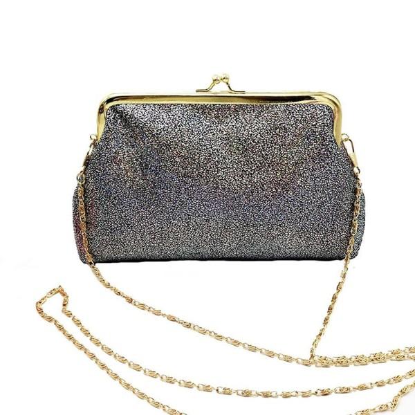 Evening Handbag SMYTShop Shining Rhinestone