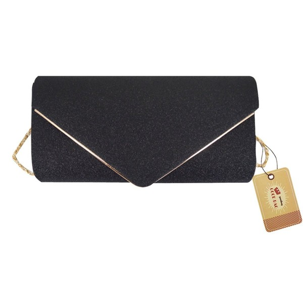 Goodbag Boutique Glitter Envelope Shoulder