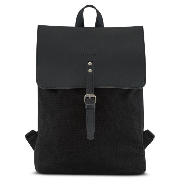 Backpack Women Black Expatri Rucksack