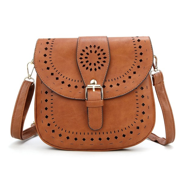 Forestfish Leather Vintage Crossbdy Shoulder