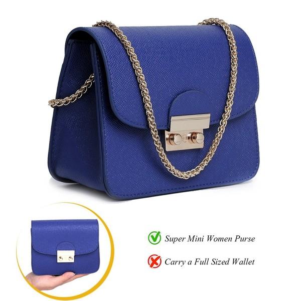 Crossbody Shoulder Handbag Leather Clutch