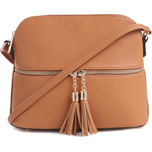Lily Jane Medium Zippered Crossbody