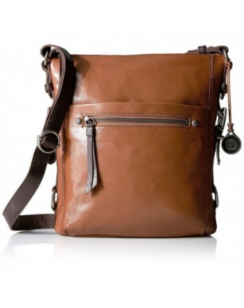 The Sak Sanibel Crossbody Tobacco