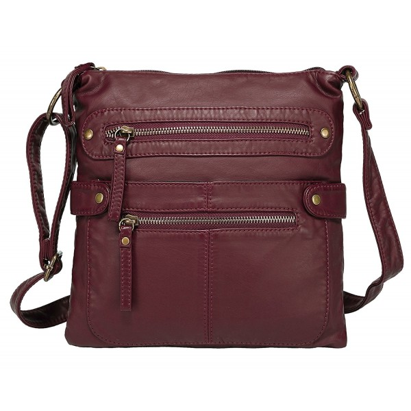 Scarleton Casual Double Crossbody H182020