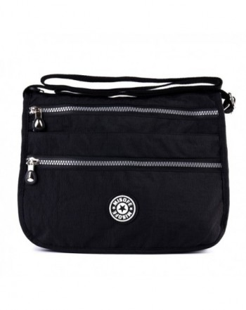 Leisure Waterproof Messenger Shoulder Handbag