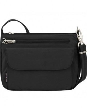 Travelon Anti Theft Essential Crinkle Crossbody