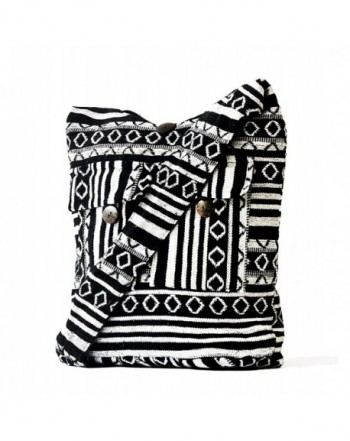 Tribe Azure Fair Trade Cross Body