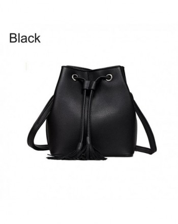 FXTXYMX Drawstring Shoulder Handbags Messenger