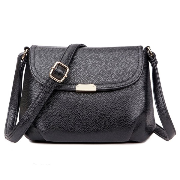7ed548c0955b Small Soft Leather Daily Crossbody Bag Handbag Sling Shoulder Bags ...