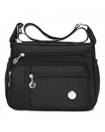 Waterproof Nylon Shoulder Crossbody Bags