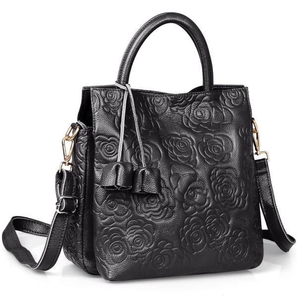 Embossed Handbags Crossbody Jack Chris