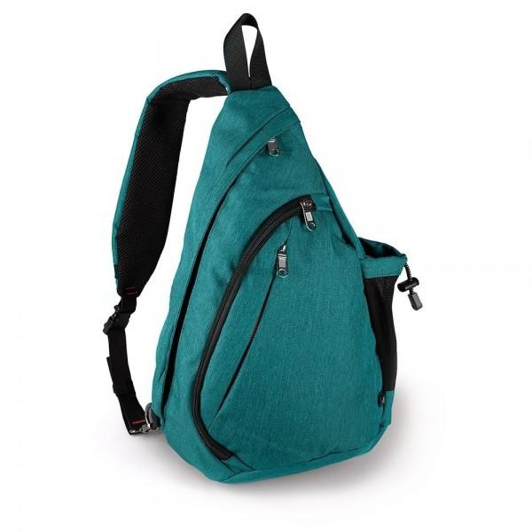 OutdoorMaster Sling Bag Crossbody Backpack