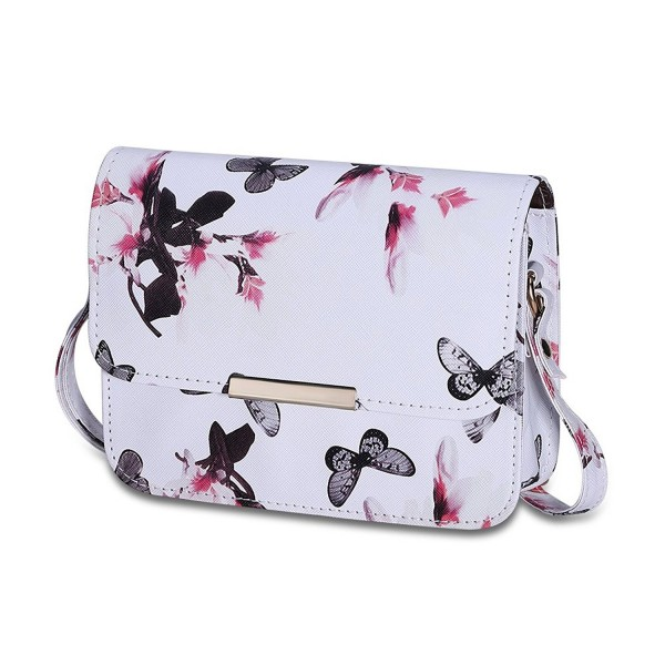 Womens Leather Bag Crossbody Handbag