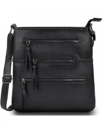 Crossbody Functional Shoulder Annlight black