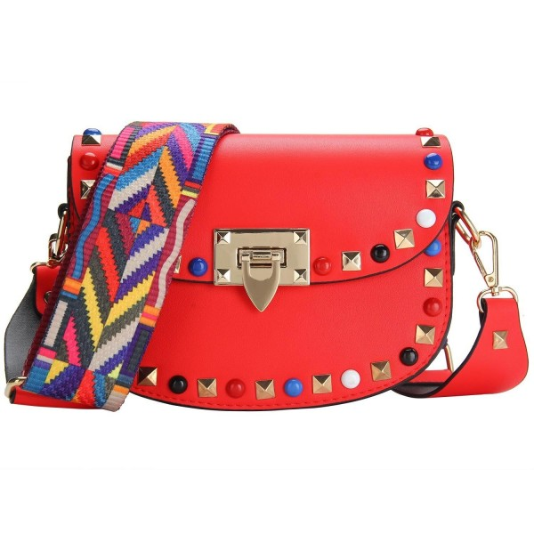 Crossbody Bagerly Fashion Leather Shoulder