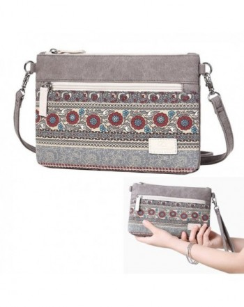 FanCarry Lightweight Crossbody Handbag Wristlet