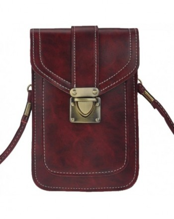 Volcanic Rock Shoulder Crossbody Cellphone