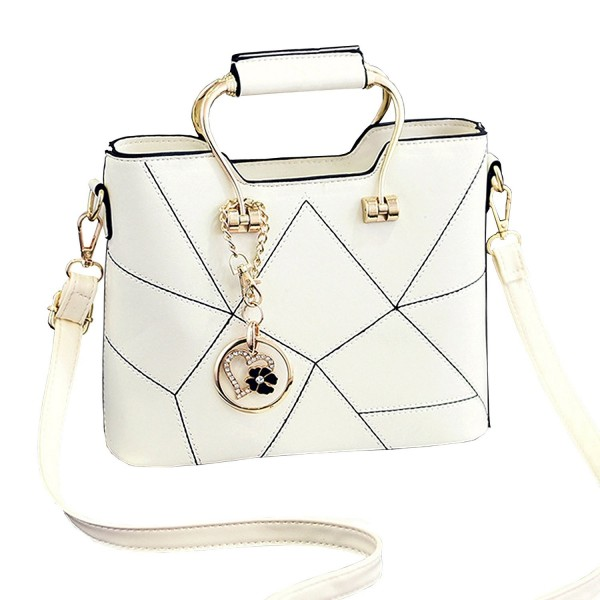 Fonshow Handbags Satchel Messenger Shoulder