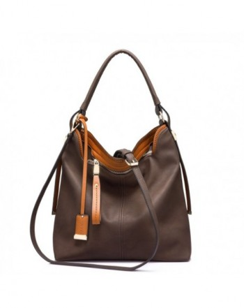 Handbags Casual Crossbody Spacious Coffee