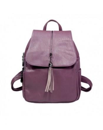 BINCCI Leather Backpack Shoulder Handbag