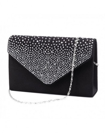 Nodykka Evening Envelope Rhinestone Shoulder