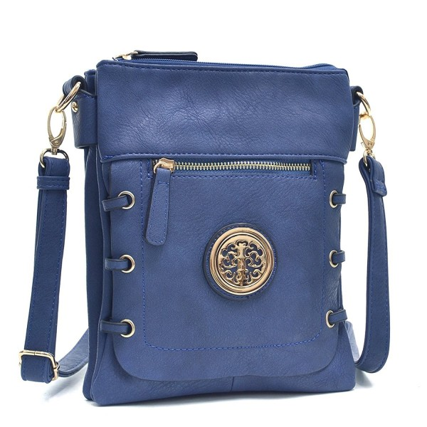 Pockets Crossbody Lightweight Shoulder Messenger