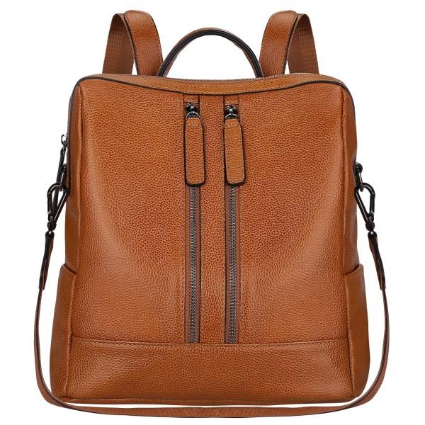 S ZONE Lightweight Genuine Backpack Shoulder
