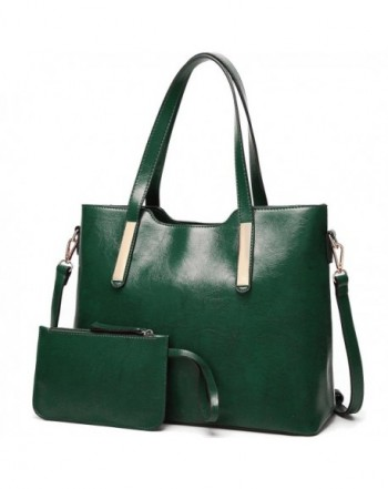 Women Top Handle Satchel Purses and Handbags Shoulder Tote Bags Wallet Sets