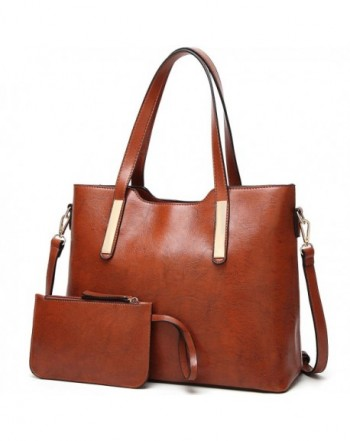Handle Satchel Purses Handbags Shoulder