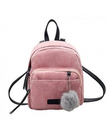 Creazrise Fashion Thicken Corduroy Backpacks
