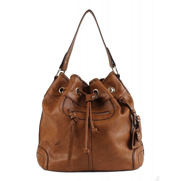 Scarleton Large Drawstring Handbag H107804