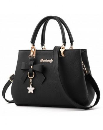 Fantastic Zone Women Handbags Fashion Handbags for Women PU Leather Shoulder Bags Messenger Tote Bags