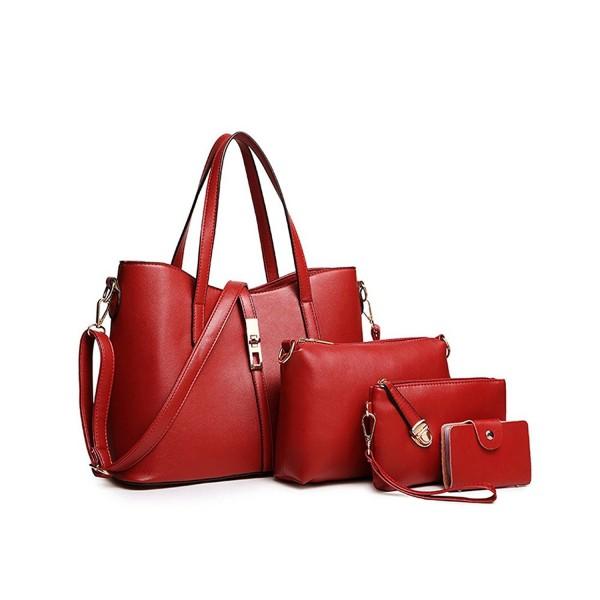 SIFINI Fashion Leather Handbag Shoulder