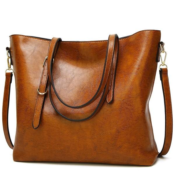 Designer Satchel Handbags Shoulder AILLOSA