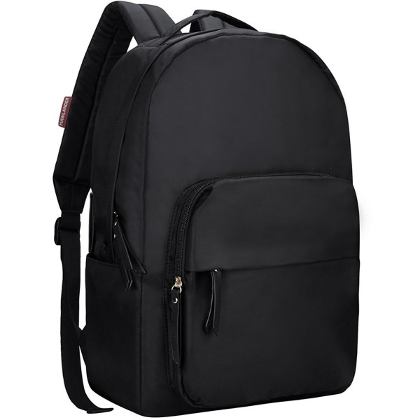 HawLander Backpack Fashion Daypack Black02