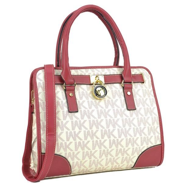 Satchel Designer Handbag Shoulder Padlock