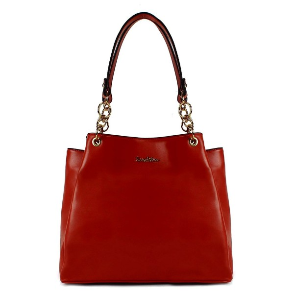 Scarleton Fashionable Modern Satchel H171810