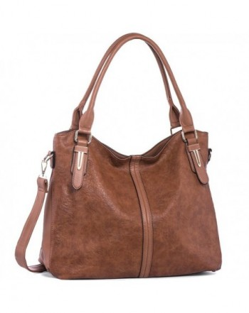 Handbags IYAFFA Shoulder Leather Satchels