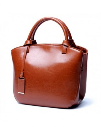 Covelin Genuine Leather Handbag Shoulder