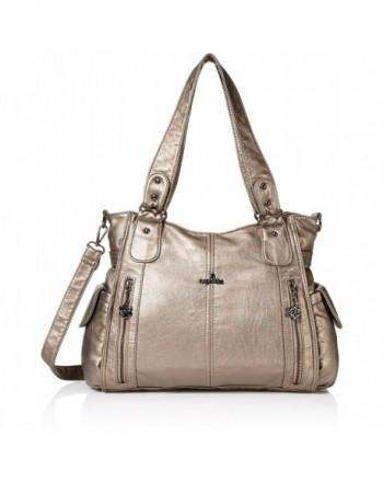 Angelkiss Zippers Handbags Shoulder 1193