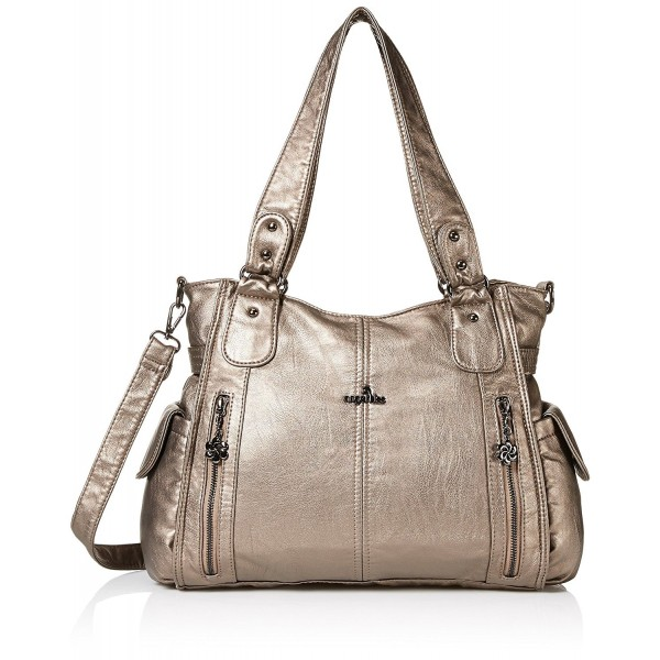Angelkiss Zippers Handbags Shoulder 1193