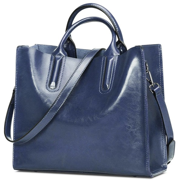 XYH Women's Handbag Ladies Faux Leather Large Handbags Tote Bags for Women