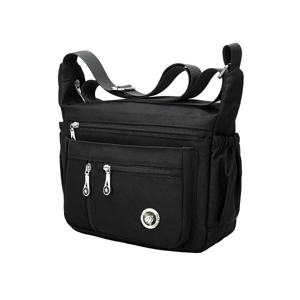 Fabuxry Shoulder Handbags Crossbody Messenger