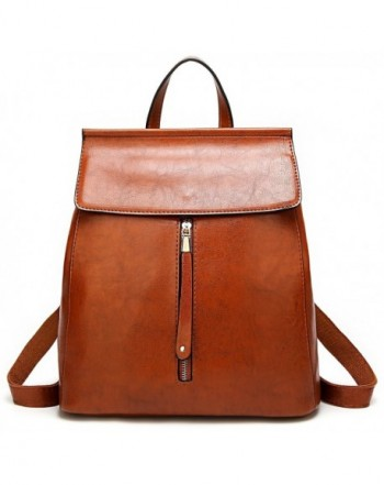 ELOMBR Backpack Casual Shoulder Rucksack